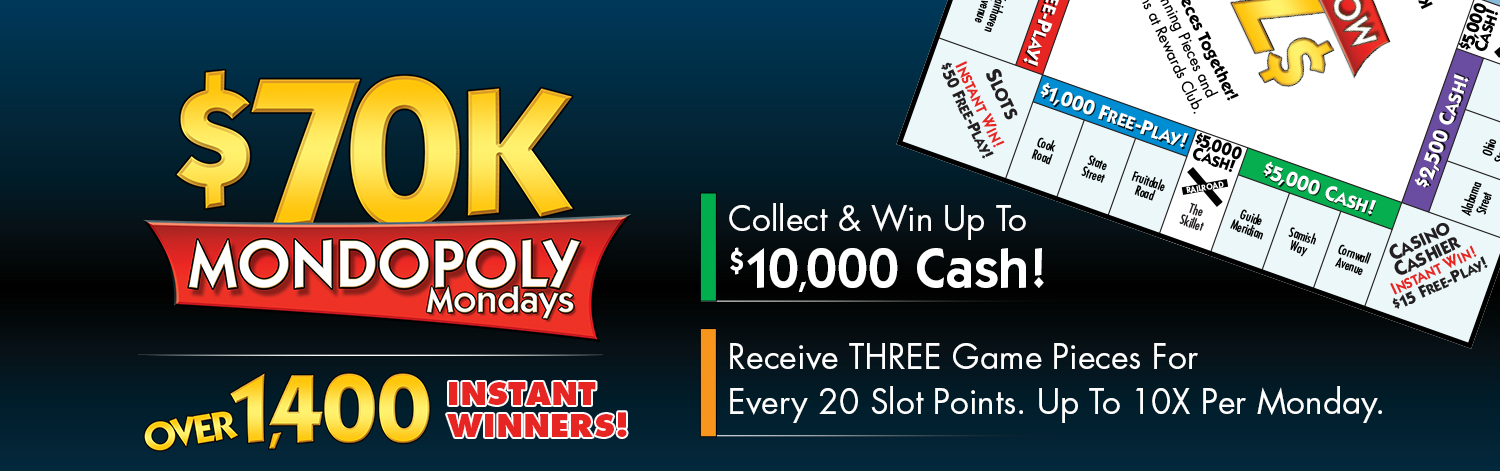 Skagit casino rewards