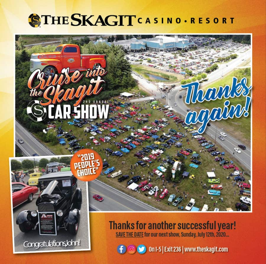 Cruise Into The Skagit