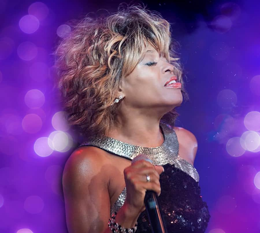 Tina Turner Tribute – starring Cookie Watkins