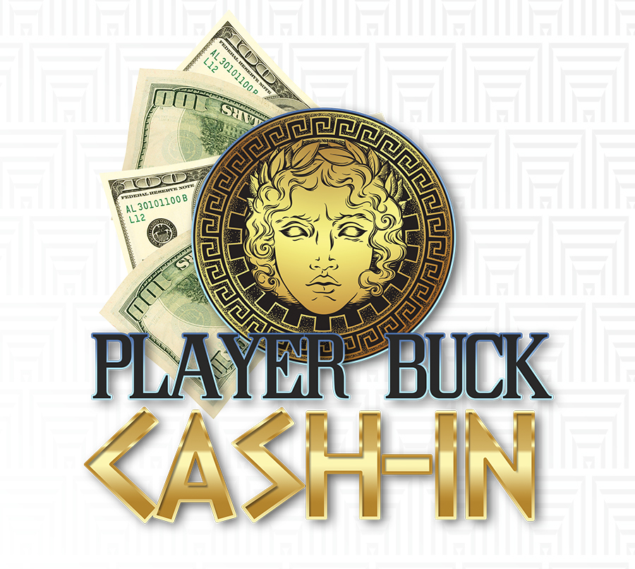 Player Buck Cash-In