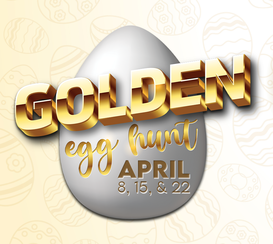 Golden Egg Hunt